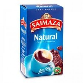 SAIMAZA  cafe molido natural 250 grs