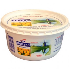 HOLLAND margarina vegetal 500 grs