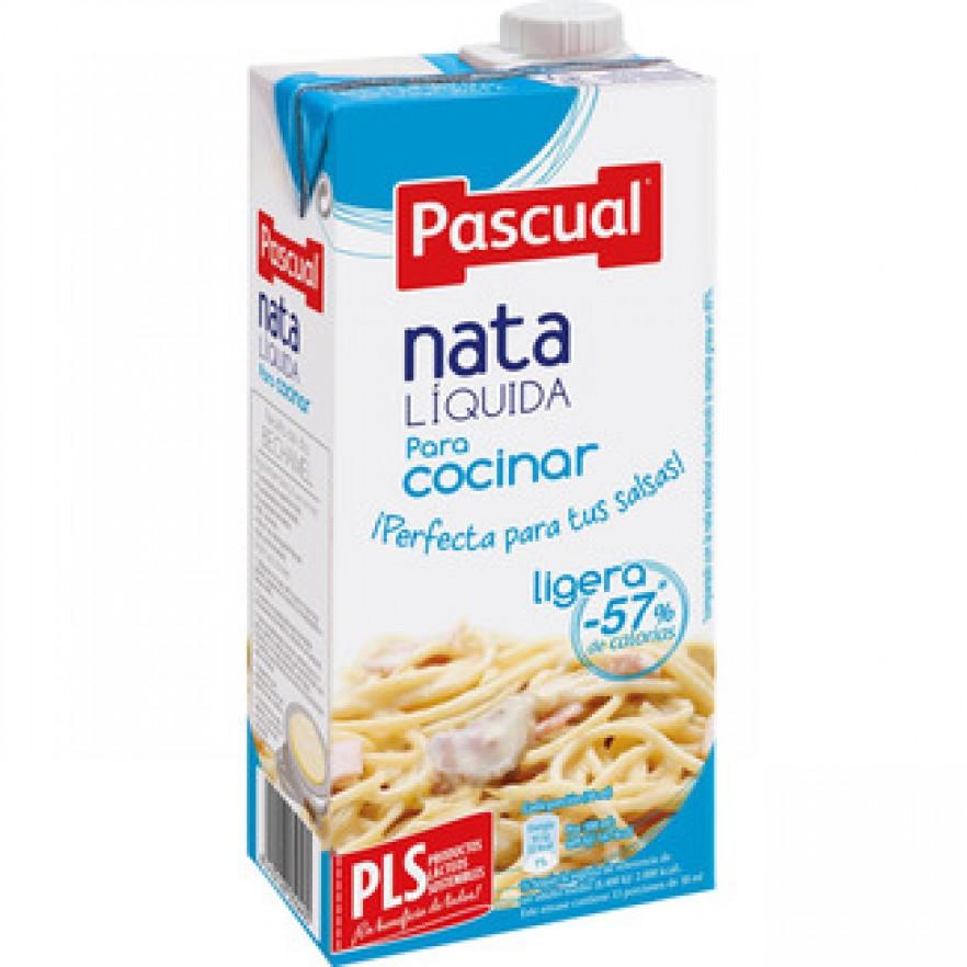 pascual nata ligera especial para cocinar 200 ml