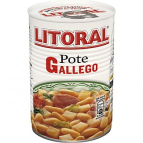 LITORAL Pote Gallego lata 430 grs