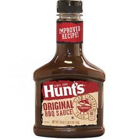 HUNT´S salsa barbacoa 612 grs
