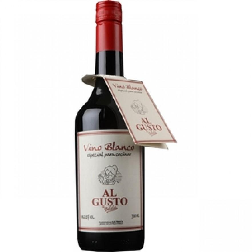vino blanco seco ideal para cocinar al gusto botella 75 cl