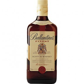 Whisky Escoces BALLANTINE´S botella 70 cl