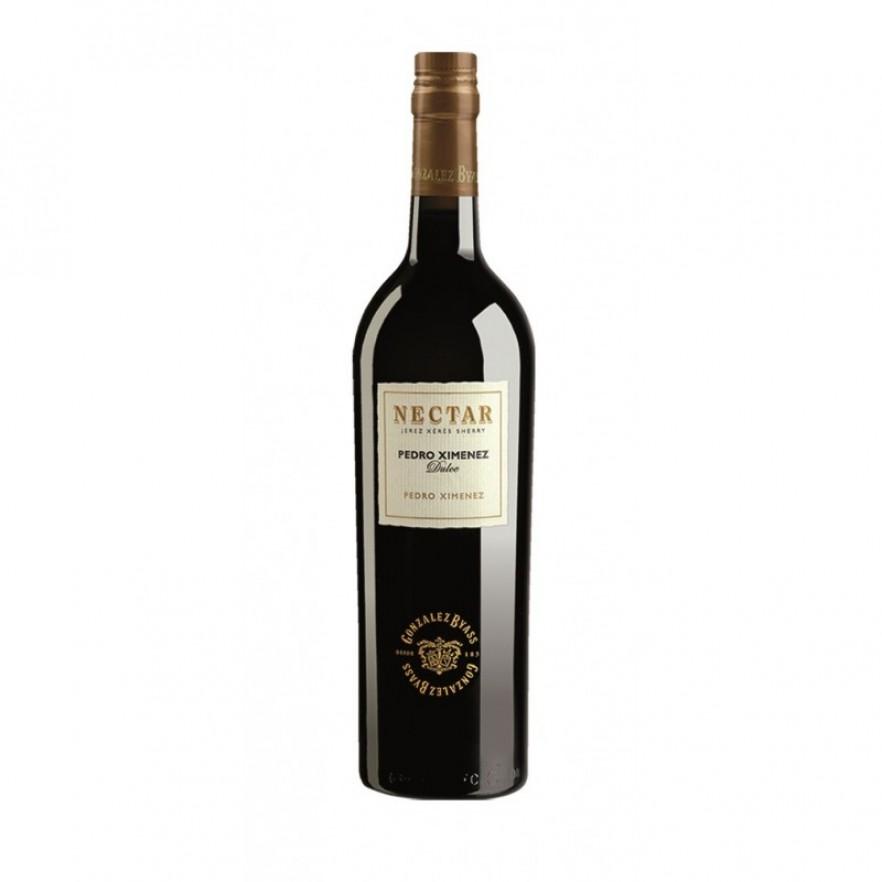Vino dulce nectar pedro ximenez d o jerez gonzalez byass botella 75 cl - Vino de pedro ximenez para cocinar ...