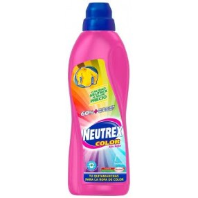 NEUTREX quitamanchas gel oxy 5 color botella 800 ml