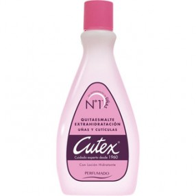 CUTEX quitaesmalte perfumado frasco 200 ml
