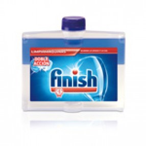 FINISH Limpia maquinas de lavavajillas botella 250 ml