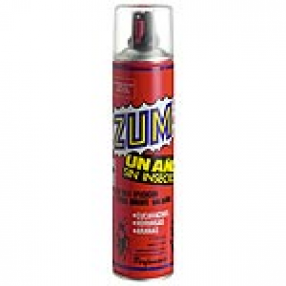 ZUM insecticida para cucarachas,hormigas y arañas spray 750 ml