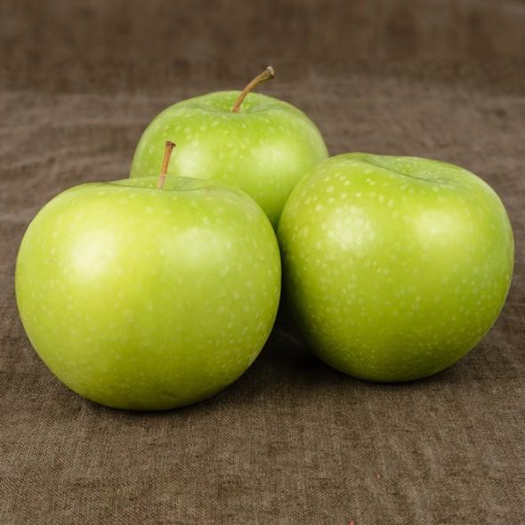 Manzana Granny peso aproximado bandeja 1,1 kg