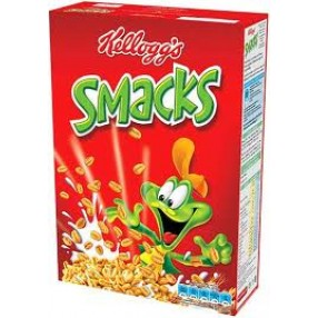 KELLOGG´S SMACKS Cereales paquete 375 grs