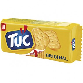 TUC LU Cracker paquete 100 grs