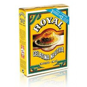ROYAL gelatina neutra 20 grs
