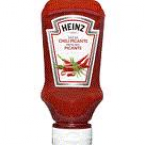 HEINZ salsa chili picante 220 ml