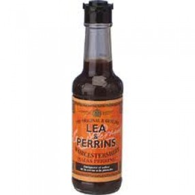 LEA & PERRINS salsa worcesteshire 150 ml