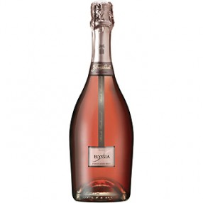 Cava brut rose ELYSSIA botella 75 cl