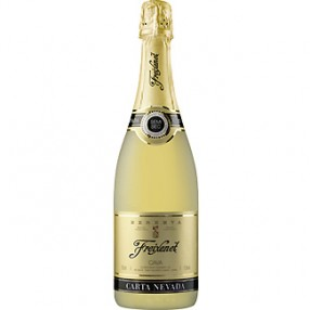 Cava semiseco carta nevada FREIXENET botella 75 cl