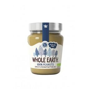 WHOLE EARTH crema de cacahuete suave 227 grs