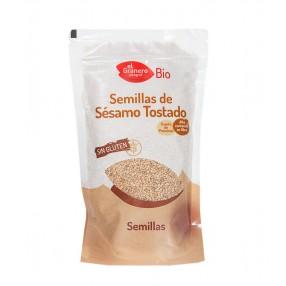 EL GRANERO INTEGRAL Semillas de sesamo tostado 250 grs