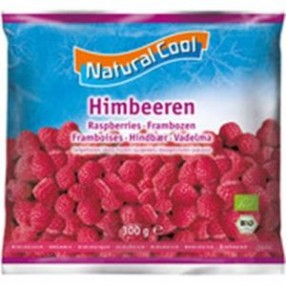 NATURAL COOL Frambuesas Bio congeladas 300 grs