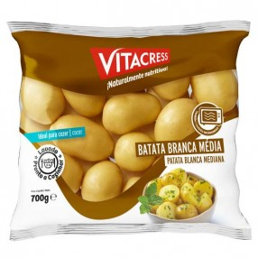VITACRESS Patata guarnicion apta para microondas peso aproximado bolsa 800 grs