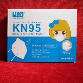 MASCARILLA KN95 infantil caja 10 unidades