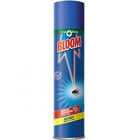 BLOOM insecticida para moscas y mosquitos spray 400 ml