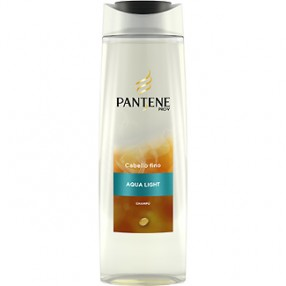 PANTENE PRO-V champu Aqua Light cabello fino frasco 300 ml