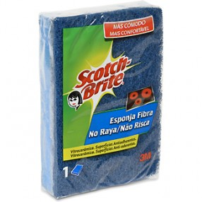SCOTCH BRITE Esponja no raya 1 unidades