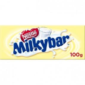 NESTLÉ MILKYBAR chocolate blanco tableta 100 grs
