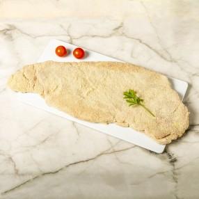 Filetes empanados de Ternera peso aproximado 600 grs