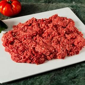 Carne picada de Ternera Ecologica bandeja 500 grs