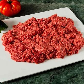 Carne picada de ternera FORMATO AHORRO bandeja 1 kg