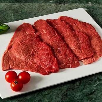Filetes Ternera 1ª A FORMATO AHORRO peso aproximado bandeja 1 kg