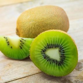 Kiwi peso aproximado bandeja 1 kg