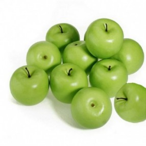 Manzana verde doncella peso aproximado bandeja 900 grs