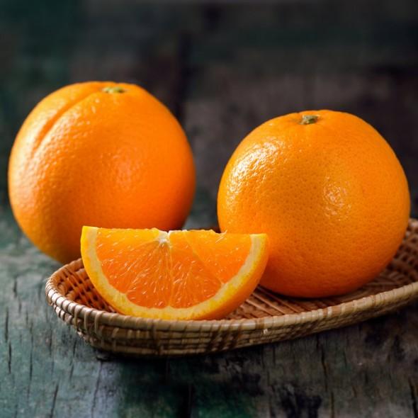 Naranjas de mesa peso aproximado bandeja 1.3 kg