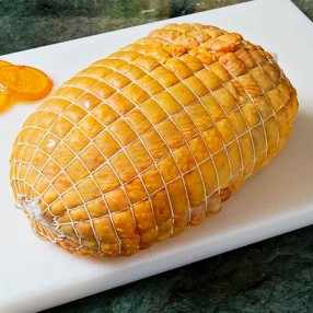 Pollo de corral relleno peso aproximado 2.5 kg