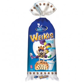 LA BELLA EASO Weikis 4 unidades bolsa