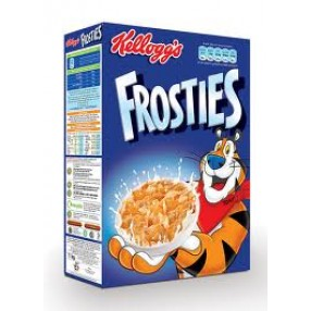 KELLOGG´S FROSTIES Cereales paquete 375 grs